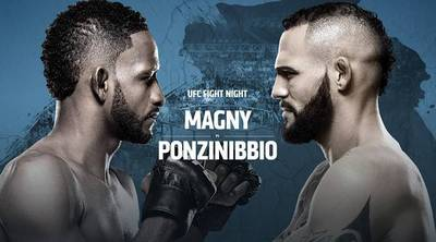 Результаты UFC Fight Night 140