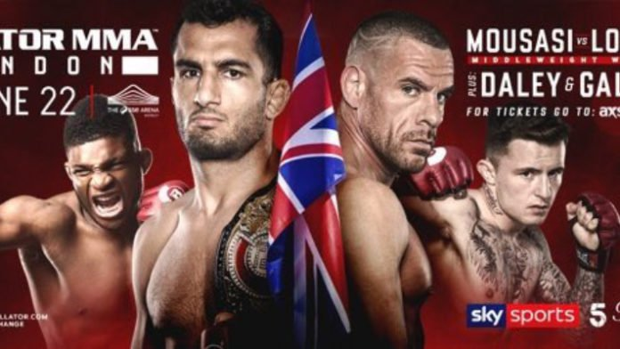 Результаты Bellator 223/Bellator London: Герард Мусаси - Рафаэль Ловато