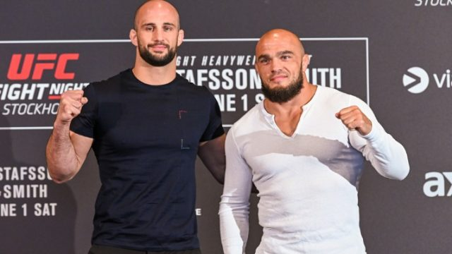 Бой Илира Латифи против Волкана Оездемира перенесен на UFC Fight Night 158